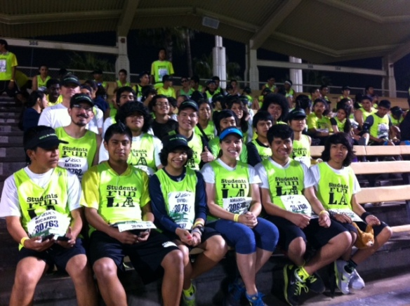 Civitas @ 2013 LA Marathon