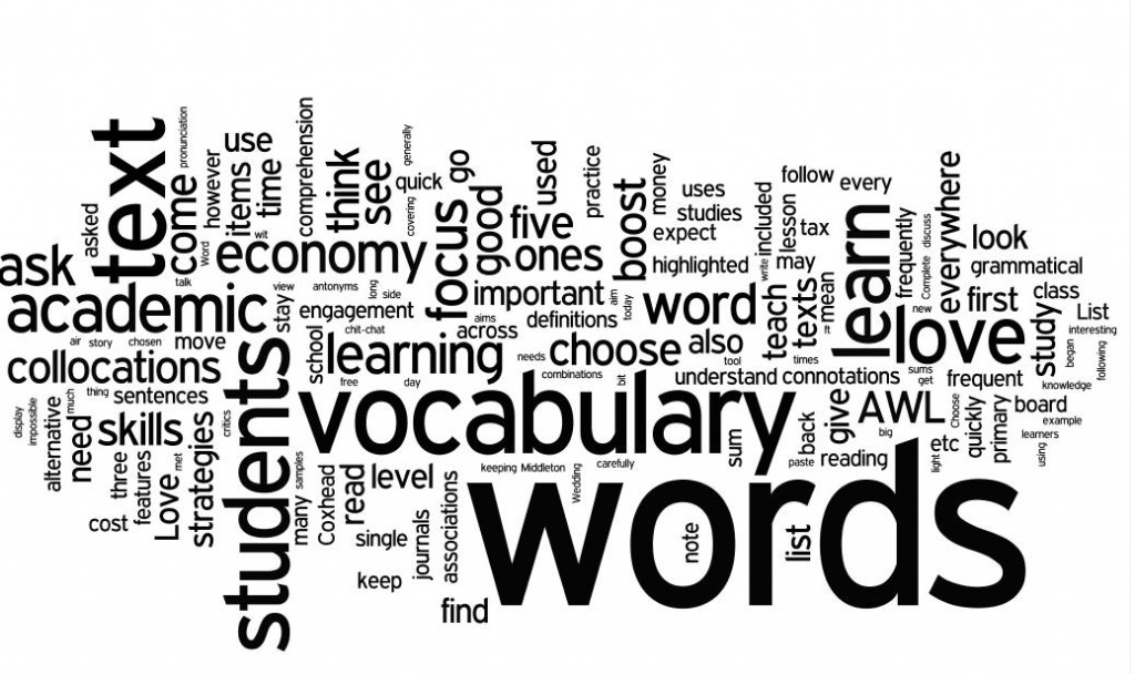 english essay glossary