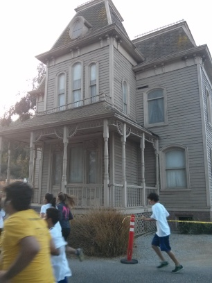 Psycho House at Universal Studios