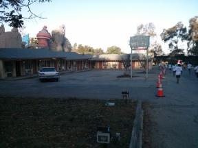 Pyscho's Bates Motel at Universal Studios
