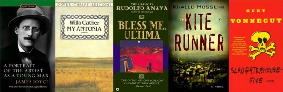 ap lit novels