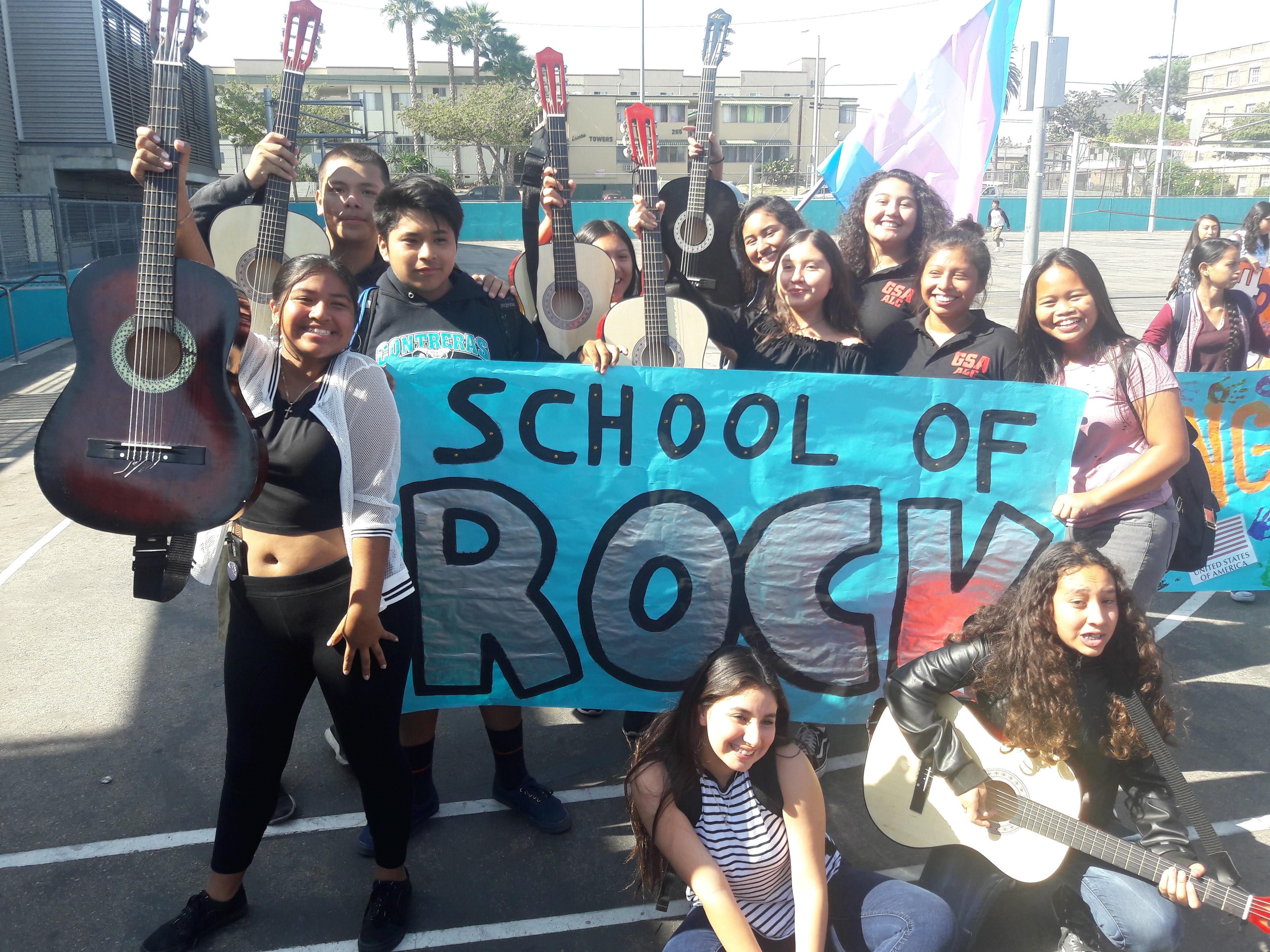school of rock 20172018 mr nittle