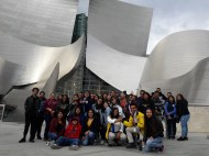 School of Rock at Walt Disney Concert Hall