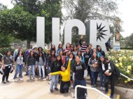 UC-Riverside Field Trip May 2018