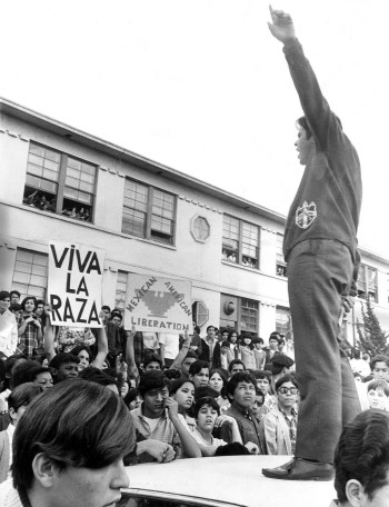 East LA School Walkouts (1968)